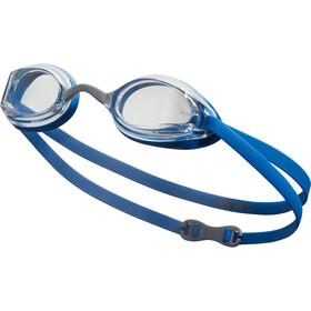 Nike Swim Legacy Lunettes de protection, clear